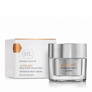INTENSIVE NIGHT CREAM from JUVELAST line