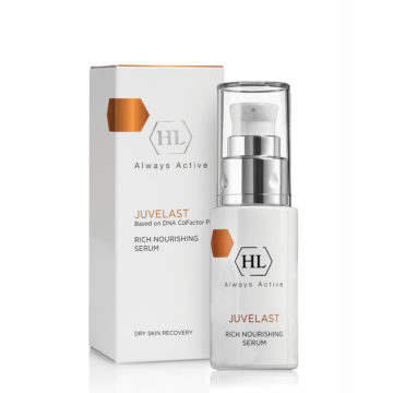 RICH NOURISHING SERUM from JUVELAST line