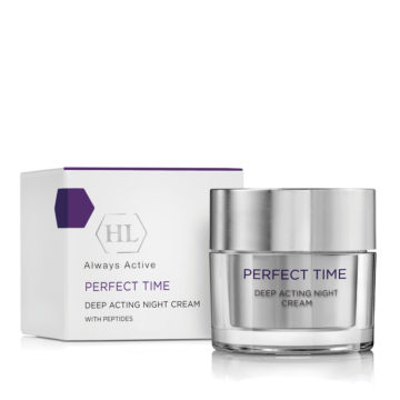 DEEP ACTING NIGHT CREAM from PERFECT TIME line