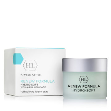 HYDRO SOFT CREAM from RENEW FORMULA line