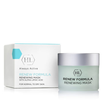 RENEWING MASK from RENEW FORMULA line