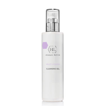 CLEANSING GEL from MULTI VITAMIN line